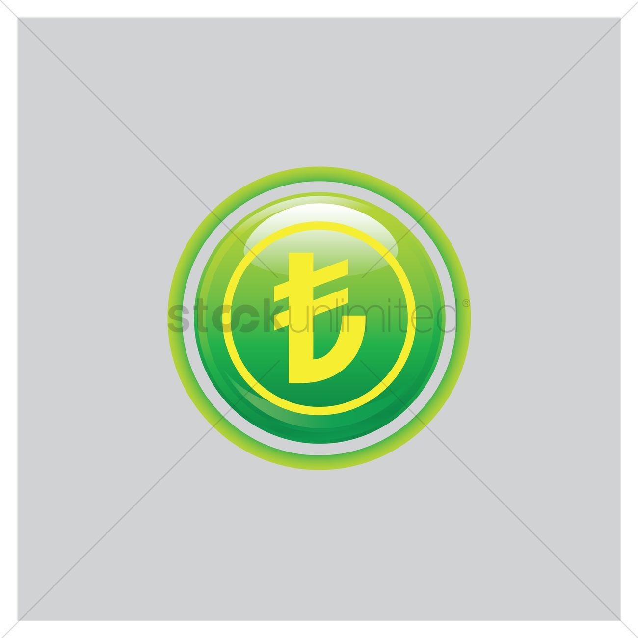 Turkish lira vector image 1635575 stockunlimited turkish lira vector graphic buycottarizona