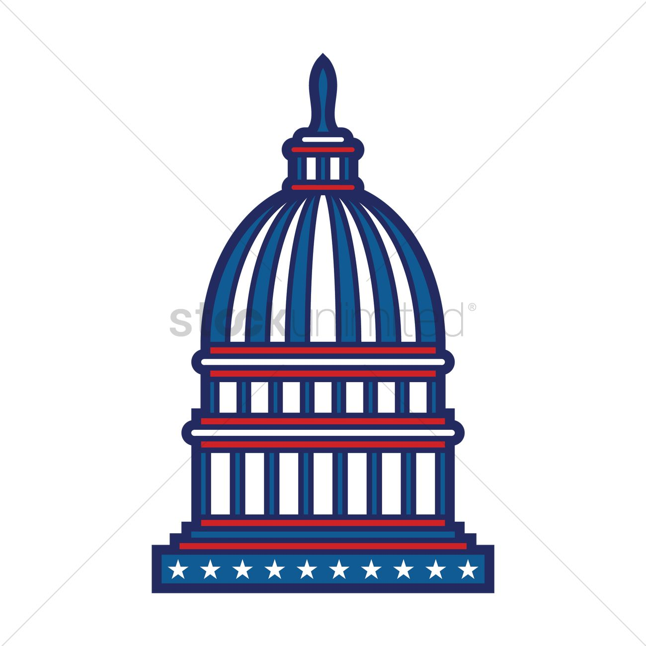 usa capitol building vector image 1557631 stockunlimited rh stockunlimited com capitol building vector free capitol building vector free