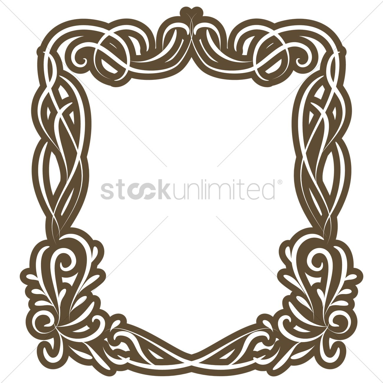 vintage border vector image 1871971 stockunlimited rh stockunlimited com vintage border vector gold vintage border vector free download