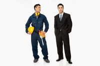 Builder and businessman