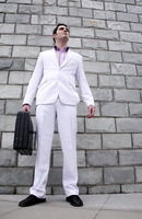 Popular : Businessman carrying a briefcase