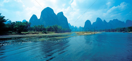 China : Attractive scenics in china