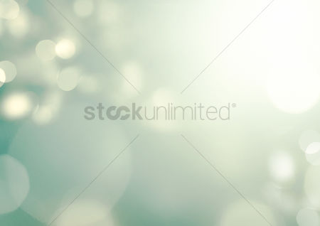 Abstract : Bokeh background design