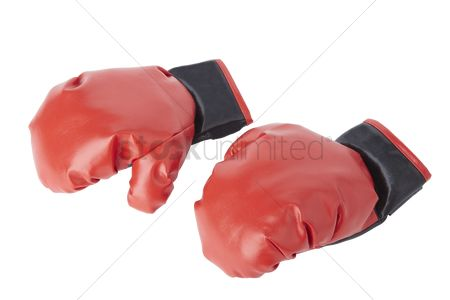 Muscle training : Boxing gloves