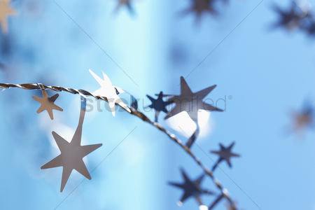 Star : Christmas star decorations