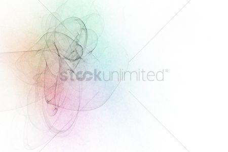 Creativity : Colorful abstract background