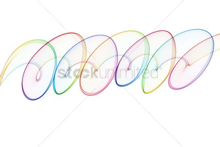 Abstract : Colorful abstract background