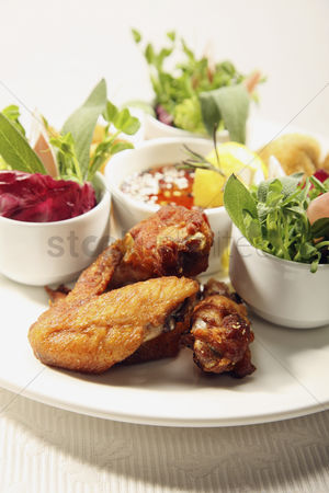 Appetite : Dish of fried calamari