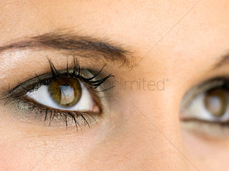 Beautiful : Eyes of a woman