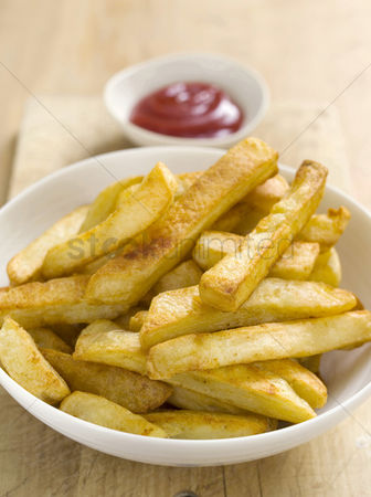 Ready to eat : French fries