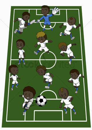 Nationality : Honduras team formation