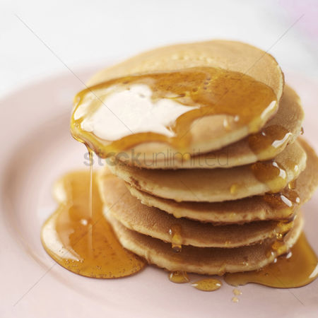 Ready to eat : Pancakes