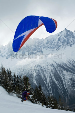Excited : Paragliding