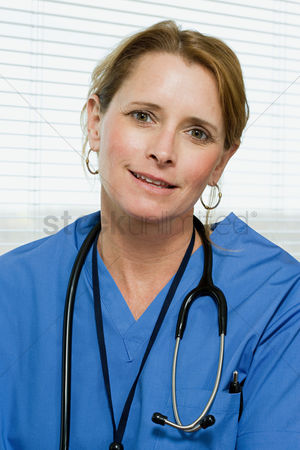 Proud : Portrait of a doctor