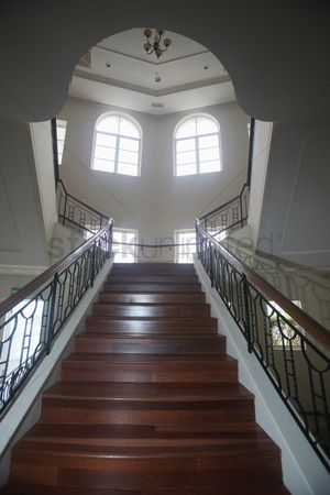 Staircase : Staircase in a hotel