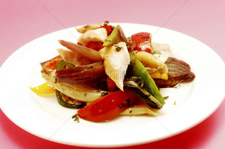 Ready to eat : Stir fry dish