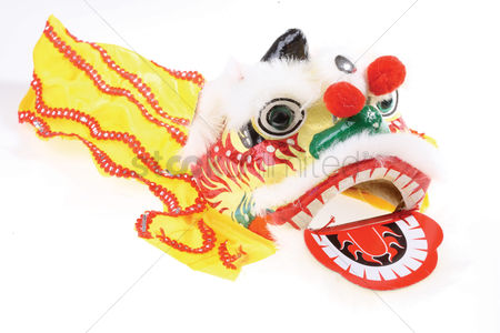 Lion : Traditional chinese decoration