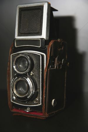 Collection : Vintage camera  close-up
