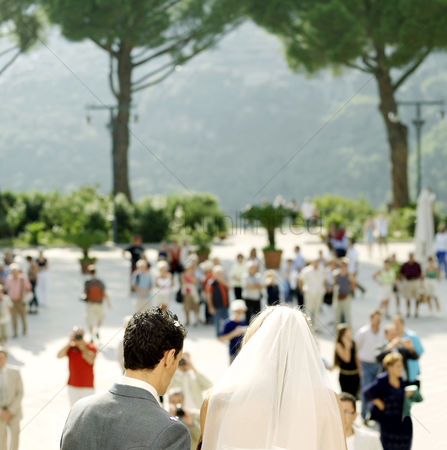 Celebrating : Wedding celebration in amalfi