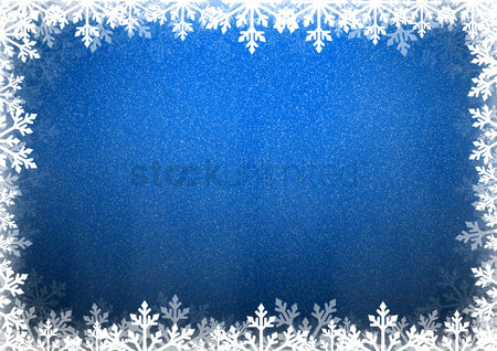 Patterns : Winter season background